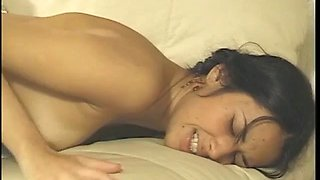 Sandy first anal