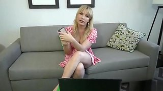 Stepmother wants to fuck her son