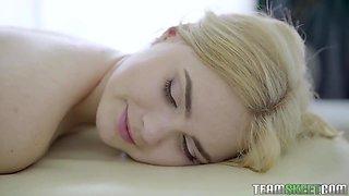 Teen Aubrey Deep Tissue Orgasm - Massage Sex