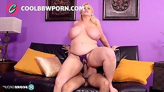 Bbw teacher seducing her student