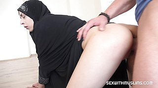 Czech maid Licky Lex fucking her horny boss