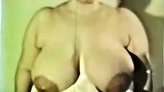Exotic homemade Big Natural Tits, BBW sex movie