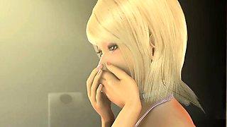 Moment - Hottest 3D anime sex world