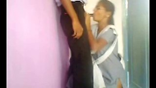 Telugu school girl sex with co student toilets