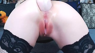 Emo pierced milf anal fist solo