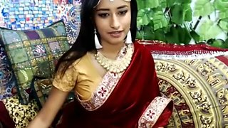 Beautiful indian webcam