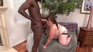 Exotic pornstar Veronica Bottoms in incredible big ass, interracial porn clip