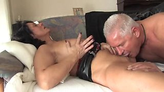 Perverted couples fuck hard together