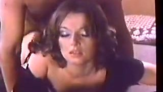 Vintage porno movie with hot hairy bitches