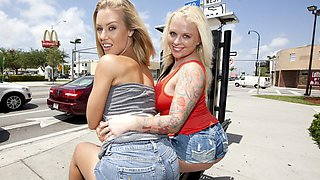 Big Ass Blondes with Blue Eyes Feat. Angel...