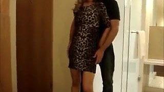 Cuckold husband films wife bang boyfriend