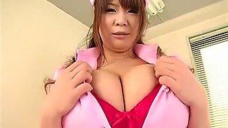 Fabulous Japanese chick Hana Uehara in Exotic Threesomes, DP/Futa-ana JAV scene