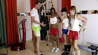 Best pornstars Gabrielle Gucci, Samantha Jolie and Kirsten Plant in exotic brazilian, college xxx clip