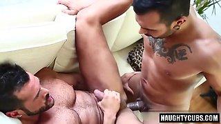 Latin Gay Anal Job With Cream Flow