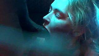 Kinky Tink Extreme BBC Throat Abuse Gagging Deepthroat