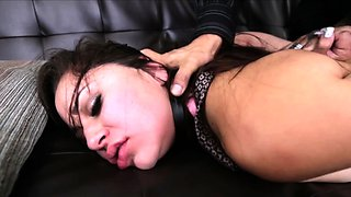 Beauty queen fucked hard and facialized