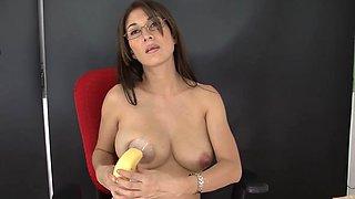 Lactating Secretary - Andrea