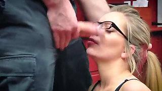 Church Secretary Captured Fucked and Strangled by Madman