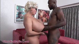 Casting Couch Audition For BBC Stud