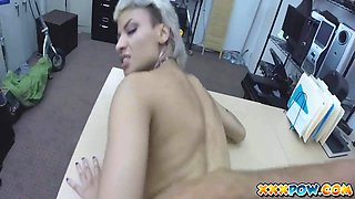 Your girlfriend gets fucked hard