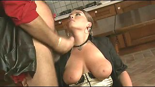 Italian Kitchen Sex