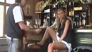 Fabulous homemade Double Penetration, Vintage porn video