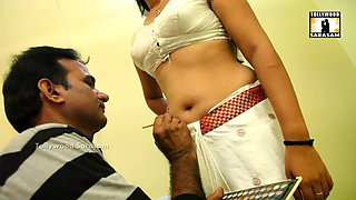 Hot Girl  surekha reddyRomance with Old Man