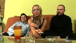 Drunken Russian Blonde