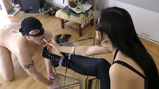 Incredible Homemade video with BDSM, Fetish scenes