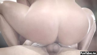 Hot chubby councilwoman got eroticed and smashed