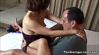 Cheating Thai Bride - ThaiSwinger