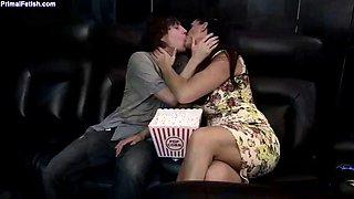 Stepmom movie theater
