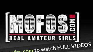 Mofos - Lets Try Anal - Bikini Flash and Teas