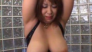 Crazy Japanese girl Maria Hayashi in Horny BDSM, Fetish JAV clip