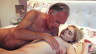 mature man fucks young girl