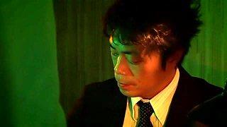 Yuma Asami, Kana Tsuruta, Akiho Yoshizawa, Anje in Beautiful Female Investigators part 1.3