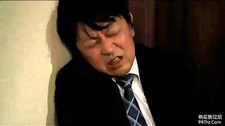 Japanese forced wife in front of husband (full: shortina.com528h)