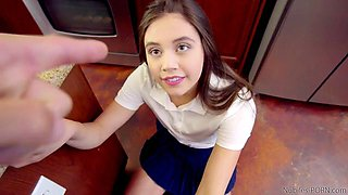 Naughty Teen Punished - Lucy Doll