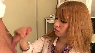 Amazing Japanese girls Rena Konishi, Ria Mizuki in Crazy JAV censored Fetish, Blonde clip