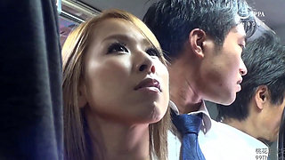 Japanese Commuter Bus Cuckold Story