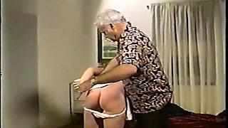 Jack Nance ( Eraserhead) Old Fashioned Spankings (1991)