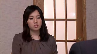 Japanese married woman forced