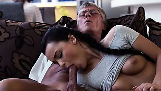 Old man maid and lady sex What would you prefer - computer o