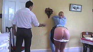 spanking in der Schule