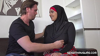 Thomas fucked his muslim sister-in-law