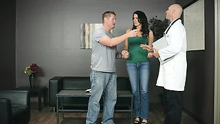 Brazzers - Doctor Adventures -  My Husband Is