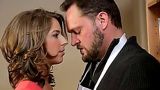 Presley Hart and Alec Knight in Father Figure 4