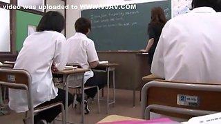 Horny Japanese whore Chloe Fujisaki in Best Fetish, Cunnilingus JAV clip