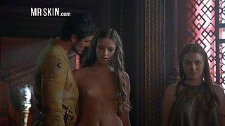 Paz de la Huerta Injects Nudity into Nurse 3D - Mr.Skin