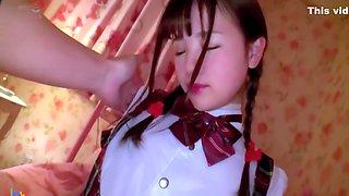 Japanese amateur Teen Schoolgirl